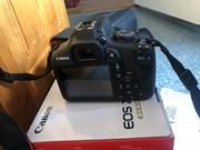 Canon EOS 2000D + 18-55mm f/3.5-5.6 DC III + Tas +