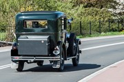 Oldtimer on route