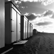 Nieuwpoort strandcabine
