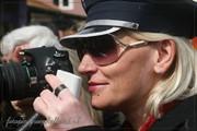 Politie fotografeert