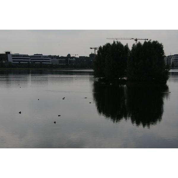 Phoenixsee in Dortmund-Hörde.