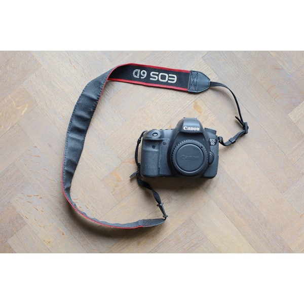 Canon EOS 6D (WG) + telelens 70-200 2,8 L IS USM