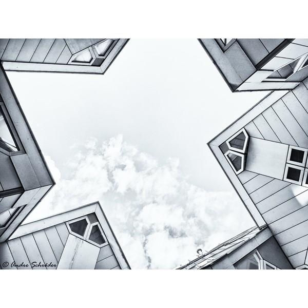 Rotterdam, Kubuswoningen