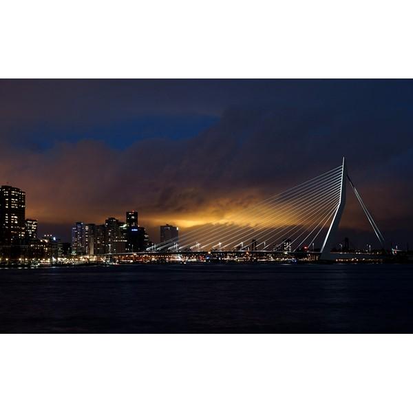Rotterdam on Fire