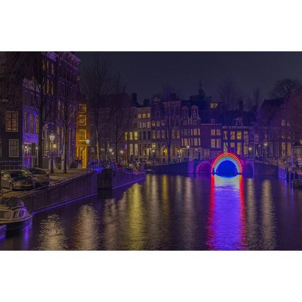 Amsterdam light festival 2