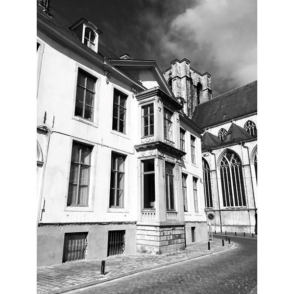 Gent Sint Michielskerk